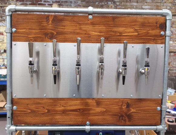 Mobile Bar, Baking, Cheese, Coffee! :: Wishbone Brewery